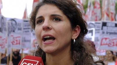 """Cele Fierro: """"Si sigue el Fondo, todo el país va a ser como Chubut"""""""
