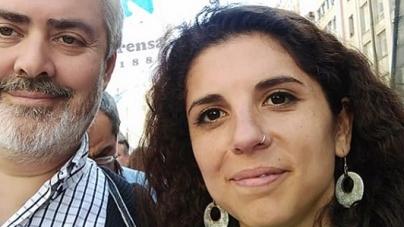 """Cele Fierro: """"El FMI es como Dorian, no deja nada en pie"""""""
