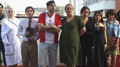 """""""El Edificio"""" en el Teatro Gargantúa"""
