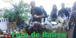 """""""Sabe La Tierra"""" es el Mercado callejero de día"""