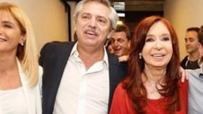 Y volvieron porque la Argentina ya tiene nueva Fórmula Presidencial: Alberto Fernández Presidente y Cristina Fernández Vicepresidenta