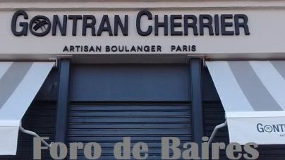 """El Bar Gontran Cherrier """"Como en París pero en Buenos Aires"""""""