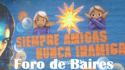 Esquinas cinéfilas en el Barrio de Palermo