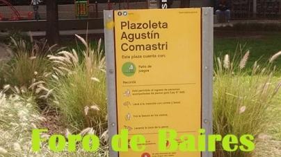 La Plazoleta Agustín Comastri