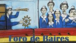 Arte Urbano en La Boca (Lado A)