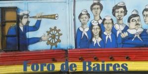Este domingo el barrio de la Boca cumple 150 años