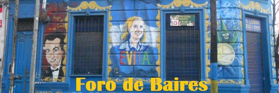 Arte Urbano en La Boca (Lado B)