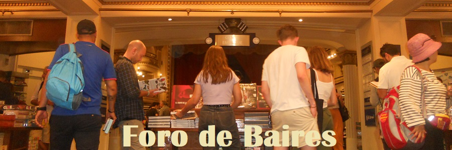 """La Libreria """"Ateneo Grand Splendid"""""""