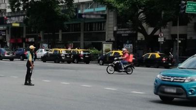 Agentes de Tránsito: Cautelar en favor de brindarles garantías de seguridad para su desempeño en la vía pública