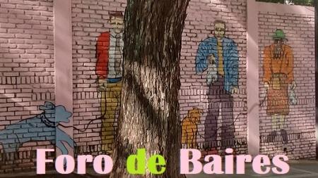"""El Mural llamado """"Llevate tu Suerte""""que se plasma en el Parque Las Heras"""