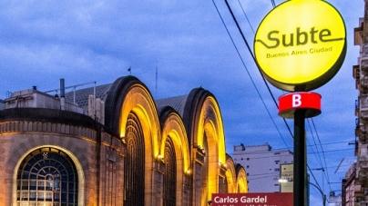 El subte se suma al Festival Internacional de Buenos Aires 2020