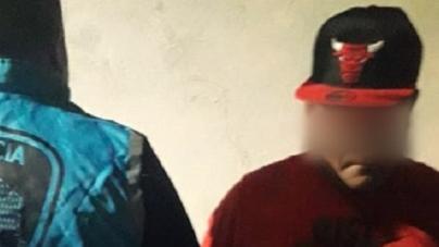 Dos ladrones colombianos fueron detenidos tras escalar hasta la terraza de una casa en Villa Crespo