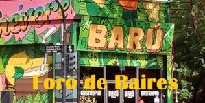 Los Graffitis de Barú GastroPub