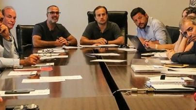 Guillermo Madero encabezó nueva reunión del Comité de Seguridad en el Fútbol