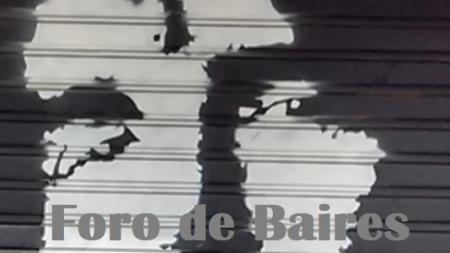 Un Graffiti del Flaco Spinetta en Honduras y Mario Bravo