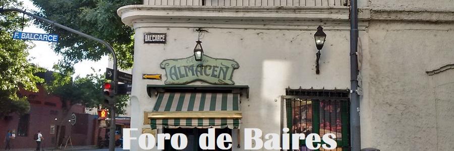 Gastronomía en San Telmo
