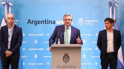 Las medidas y alcances de la Cuarentena Total en Argentina