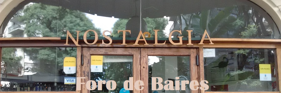 "El Bar Notable ""Nostalgia"""