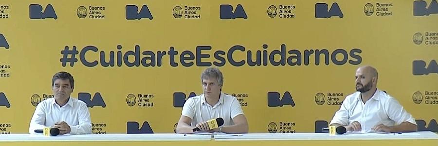 Créditos: Gobierno Porteño