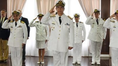 Cambió el Jefe de Políticas, Estrategia y Doctrina de la Armada