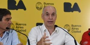 """Horacio Rodríguez Larreta: """"El estado soy Yo"""". Confesión de la impunidad"""