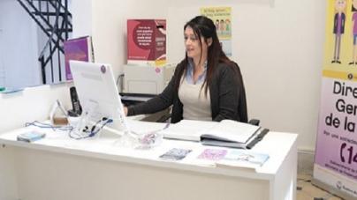 Los Centros Integrales de la Mujer siguen funcionando de manera telefónica