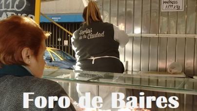 Continúan las Ferias Barriales en la Ciudad