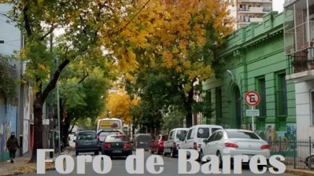 Otoño 2020 en Palermo