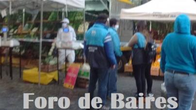 Ya abrieron las Ferias itinerantes Barriales