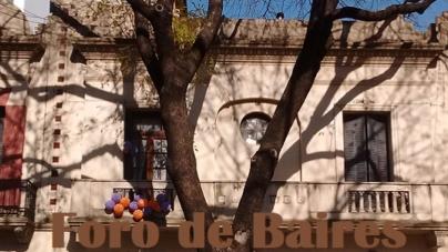 Los balcones y ventanas de Palermo