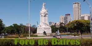 """""""El Monumento a los Españoles"""" o """"La Carta Magna y las Cuatro Regiones Argentinas"""""""