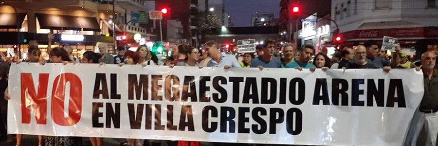Foto: Vecinos Villa Crespo
