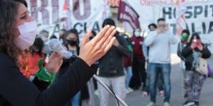 """Cele Fierro: """"Terminar con la 'corpocracia' y volver a la fase 1"""""""