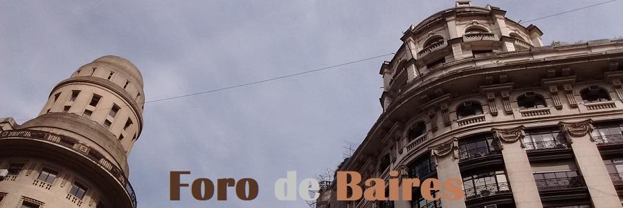 Las numerosas cúpulas de Buenos Aires