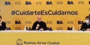 Rodríguez Larreta brindó detalles sobre la estrategia de testeos y búsqueda de contactos estrechos en la Ciudad