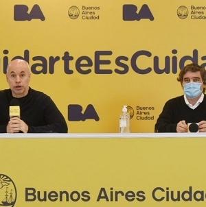 Rodríguez Larreta anunció la ampliación de testeos y seguimiento de contactos estrechos en toda la Ciudad