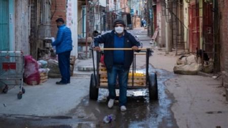 El Covid-19 dentro de los barrios vulnerables