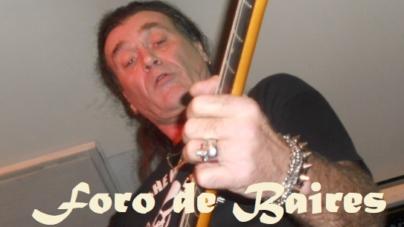 Gady Pampillón se fue a las puertas del cielo dejando un enorme legado cultural y musical