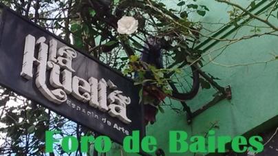 """""""La Huella"""", un espacio de Arte en plena esquina"""