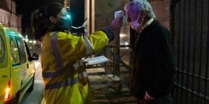 Operativo Frío en la Ciudad: más de 1.200 trabajadores acompañan día a día a personas en situación de calle