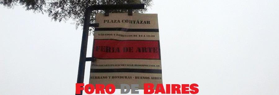 Cuarentena flexible en Plaza Julio Cortázar