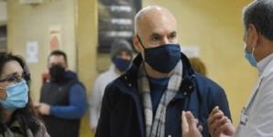 El Gobierno porteño ya realizó más de 50.000 testeos rápidos a profesionales de la salud