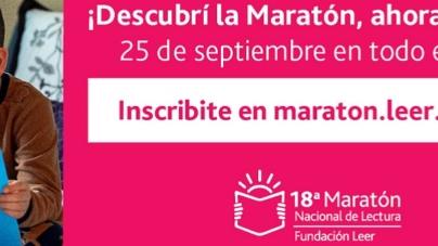La 18.a Maratón Nacional de lectura de Fundación Leer se prepara para conectar a todo el país