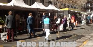 LasFerias de Abastecimiento Barrial (FIAB) del Parque Las Heras