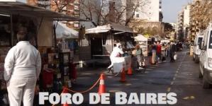 Continúan la Ferias itinerantes en cuarentena