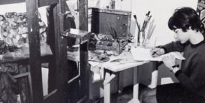 "Se presenta en MuseosBA ""Un párpado pleno de Savia. Martha Zuik Dibujos 1954–1979"""
