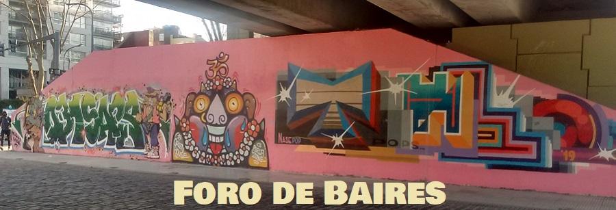 Rescatando graffitis por las calles de Palermo
