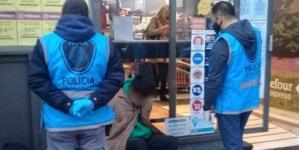 La Policía de la Ciudad detuvo al pirómano de Recoleta