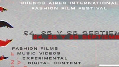 Llega la cuarta edición del Buenos Aires International Fashion Film Festival (BAIFFF)