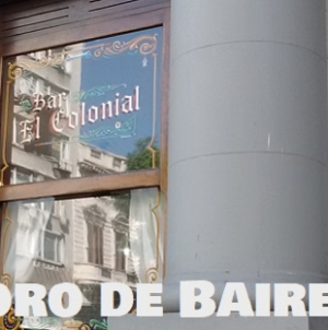 """El Colonial"" es un café declarado Bar notable de la Ciudad"